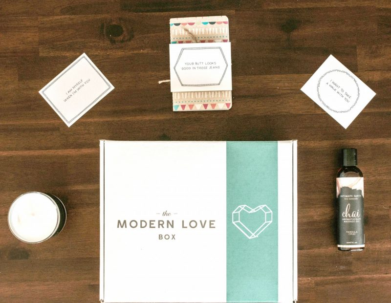 The Modern Love Box 5280 Magazine